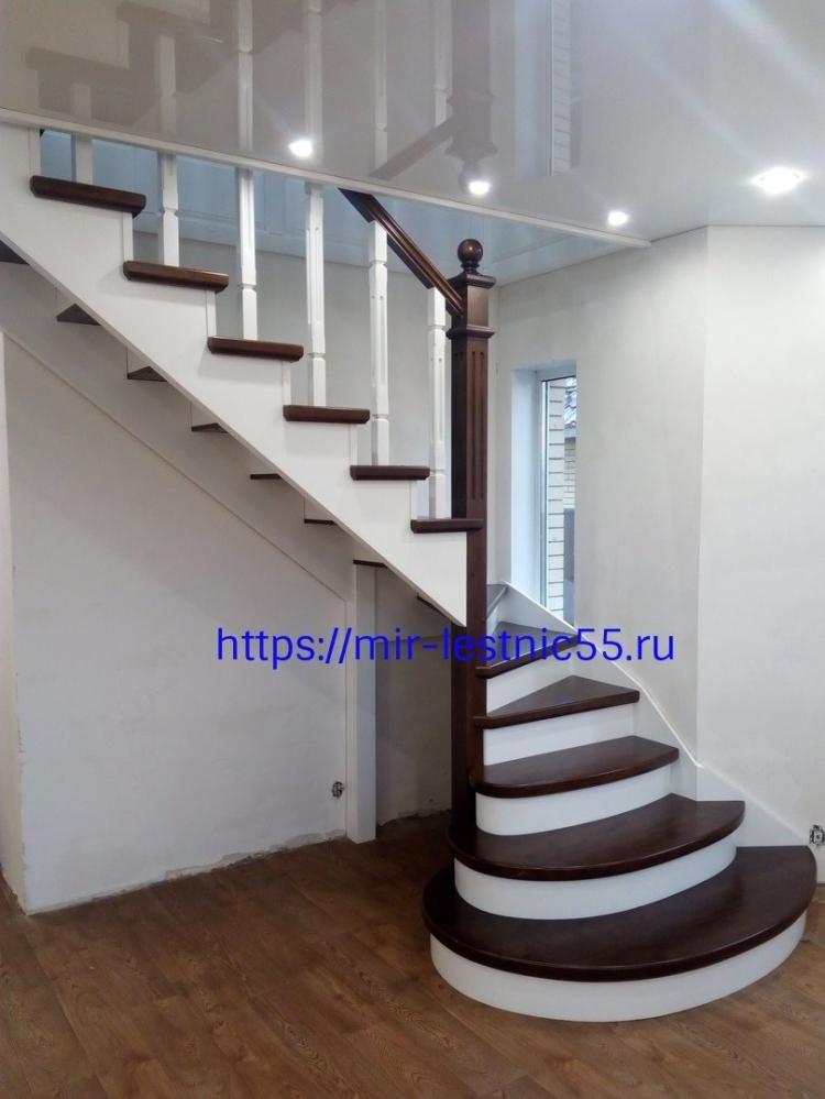 Лестница на заказ в Омске