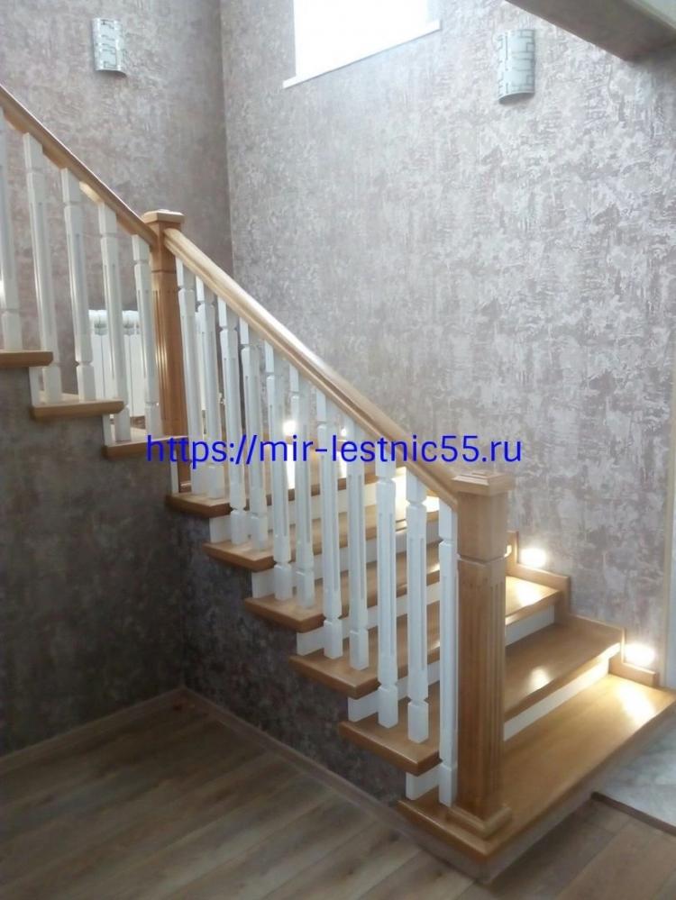 Лестница на заказ Бук