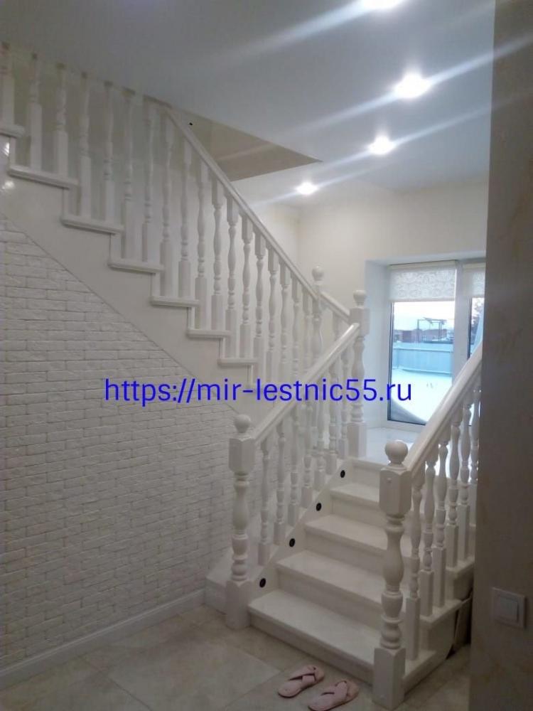 Монтаж установка лестниц